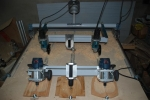 CNC (Manually operated - Large Production Machine)