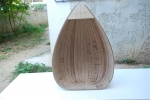 Lute Body (Greek walnut)