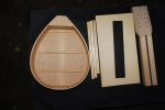 Mandolin set (maple)