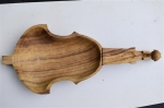 Violin like Lyra body (Mulberry wood)