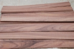 Rosewood strips