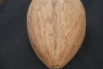 Mandolin body (olive wood)
