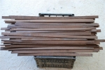 Black mulberry wood strips (more than 500 years old)