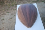 Lute Body (rosewood)