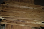 Mulberry wood strips